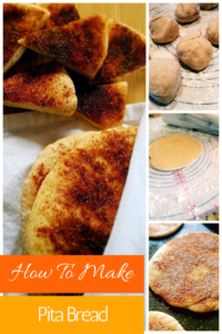 How to make pita bread from scratch. In just a few simple steps learn how to make fluffy, baked pita bread in your food processor or stand mixer at home.