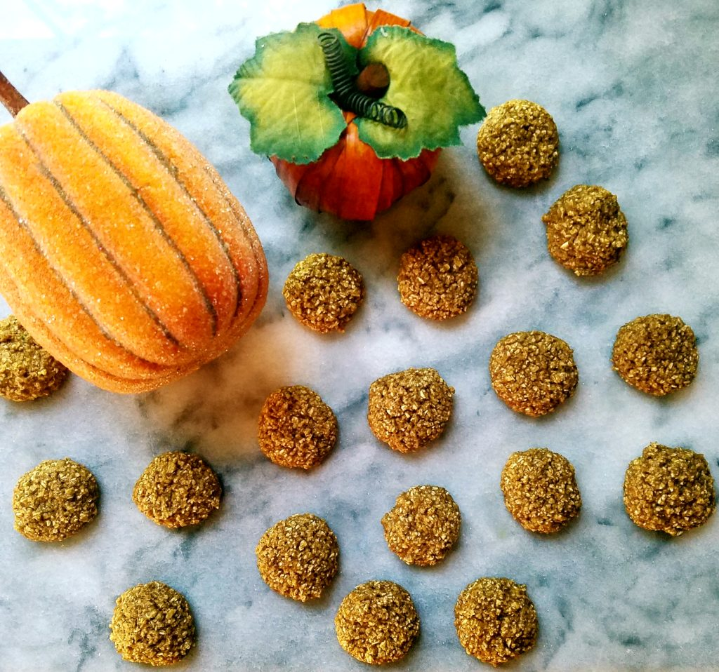 This gluten free pumpkin spice oatmeal cookie recipe is one you will want to keep on hand during all of the holidays. It's healthy, easy to make, and so tasty that you may never make another pumpkin spice cookie again.