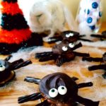 Spooky Spider Halloween Treats