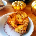 Cinnamon Roll Pumpkin Pie Monkey Bread