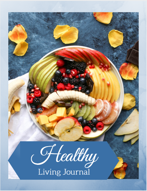 The Healthy Living Journal helps to take you from a diet-centered mindset to a mindful living mindset. If you're tired of thinking of food as a calorie, macro or point and want to start eating for you, then this journal is for you.