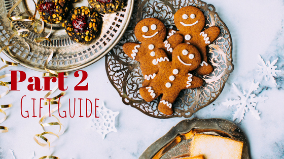 If you're still searching for the perfect gift, check out this part 2 gift guide for your favorite baker. Every gift she could ever want to bake with. #holidays #gifts #giftguide #baking