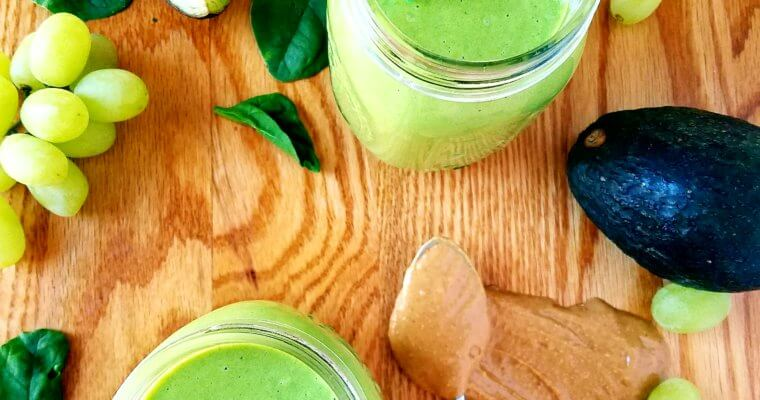 Morning Power Green Smoothie