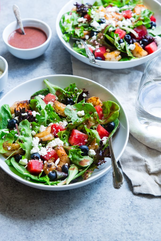 When you stop dieting and learn to eat mindfully, you will notice you will start to crave good for you foods, like healthy salads. Enjoy the foods you love without counting calories, macros or points.