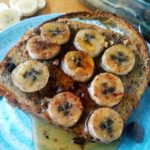 Overnight Banana French Toast Bake