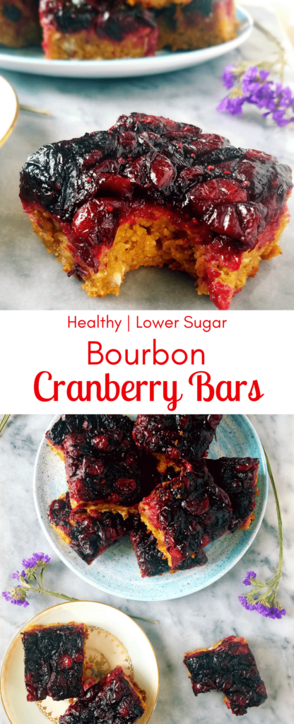 Bourbon cherry bars are the perfect healthy homemade bar to serve at any occasion. This sweet and tart white chocolate chip bar is absolutely scrumptious!