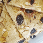 Vegan Cherry Almond Scones