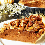 Healthy Pumpkin Pie Deluxe