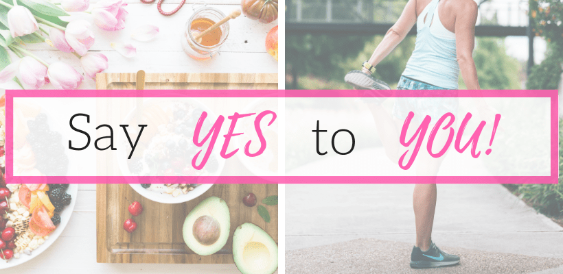 say yes to you banner