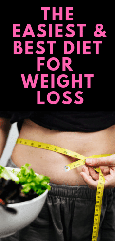 Want to lose weight? Tired of trying every diet out there with no success and an empty bank account? Learn the easiest way to lose weight without a diet and how to sustain weight loss as a woman in a healthy way. #weightloss #dietplans #dietplan #weightlossforwomen #healthyweightloss #bestdiet