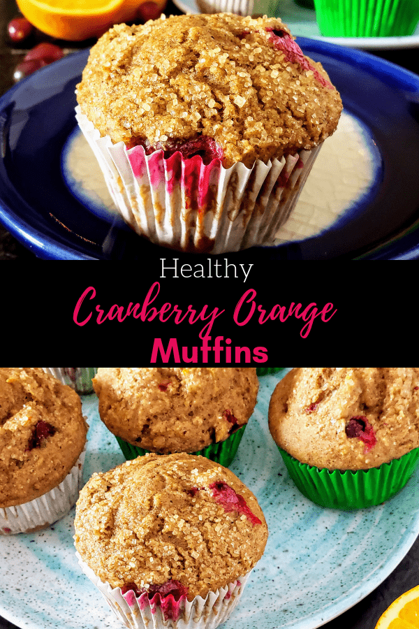 These healthy cranberry orange muffins are the perfect breakfast to keep you full throughout the morning. With no refined sugar, and naturally sweetened, these muffins would make a great addition to your morning routine. #christmasbreakfast #breakfastideas #healthybreakfastrecipes #breakfastrecipes #muffins #healthymuffins #muffinsfromscratch #easyrecipe