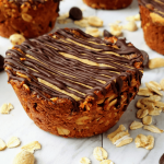 Healthy Peanut Butter Granola Cups