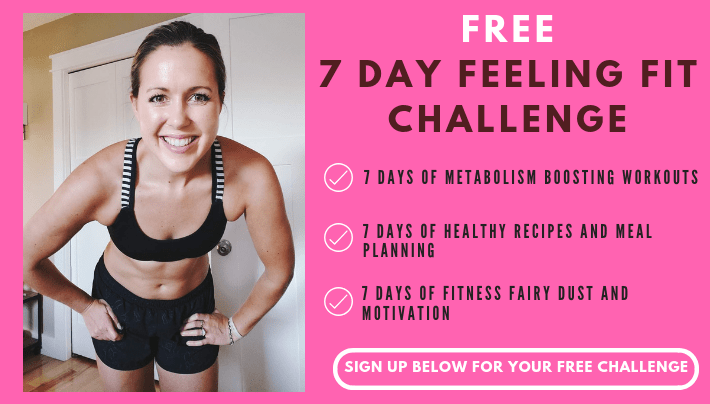 free 7 day feeling fit challenge
