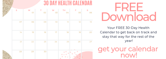 free download: 30 day health calendar