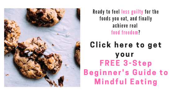 free mindful eating beginner's guide