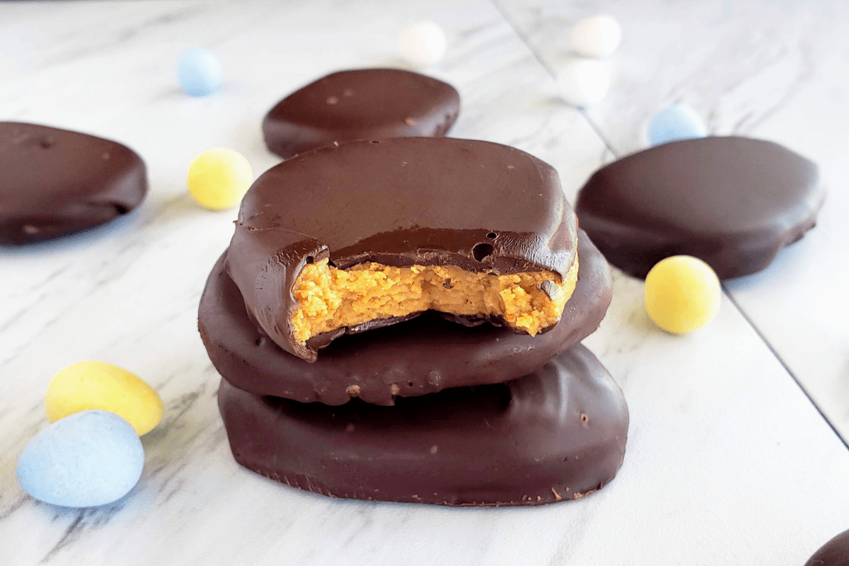 Peanut Butter Eggs