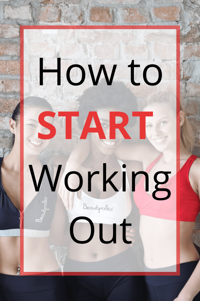 Follow these five simple tips on how to start working out for beginners. These tips will help you reach your workout and fitness goals no matter where you are on your health journey. These easy tips will make sticking to your workout plan easy and keep your fitness motivation high. #workouttipsforbeginners #howtostartworkingout #workoutmotivation #tipsforworkingout
