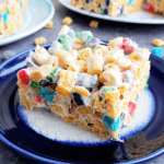 Cap'n Crunch Krispie Treats