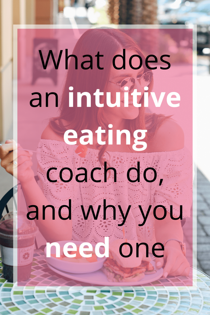 What does an intuitive eating coach do, and why you need one. These three simple tips to how a mindful eating coach can help you ditch your diet and still lose weight. How to combat disordered eating and so much more. #weightlosstips #bestdiet #intuitiveeating #mindfuleatingtips #healthcoach #wellnesscoach