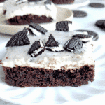 Oreo Pudding Brownies