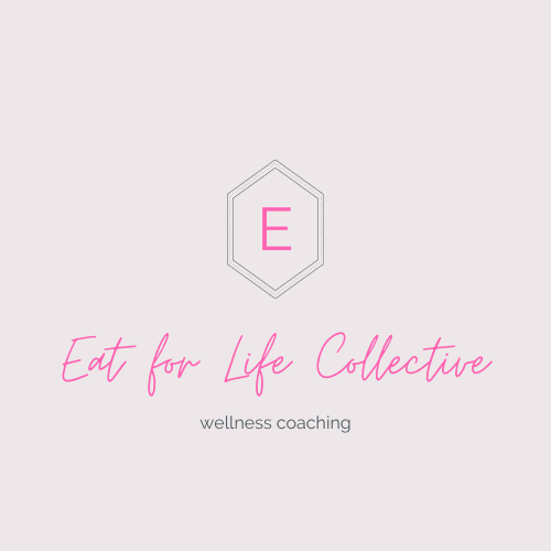 logo for eat for life collective wellness coaching